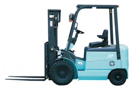 Balance Weight Type Electric Forklift Truck