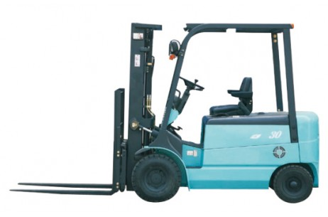 Balance Weight Type Electric Forklift Truck (AC)