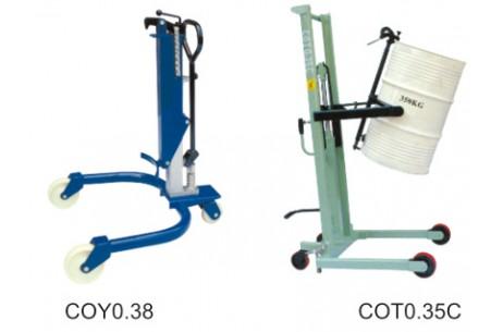 Hydraulic Drum Truck COY0.3B,COT0.35C