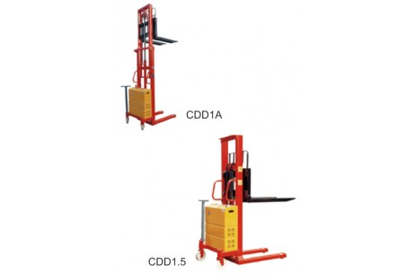 CDD-Electrical stacker