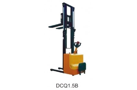 Self-propelled Electrical Stacker DCQ1.5,DCQ1B/1.5B
