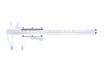 Vernier Caliper with Auto-lock