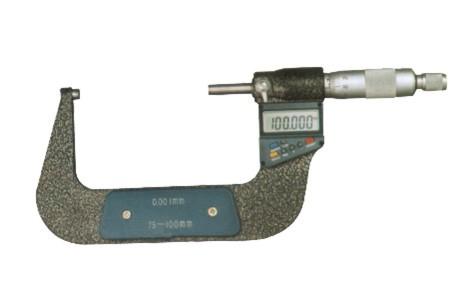 7 Key Digital Micrometer