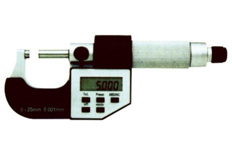 Deluxe Digital Micrometer