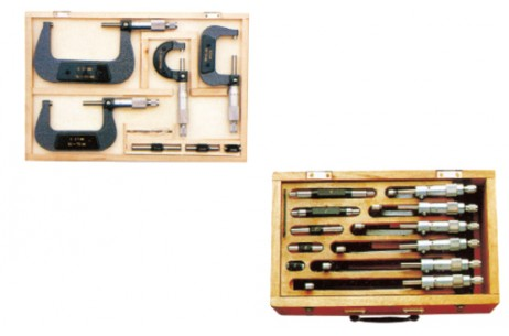 Outside Micrometers Sets