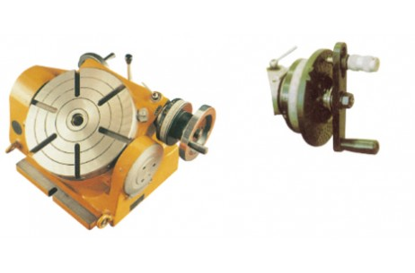 TSK Type Tilting Rotary Tables