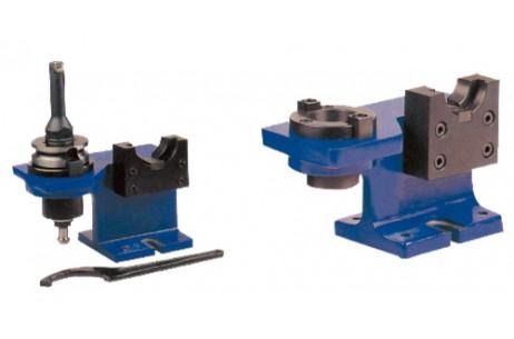 Horizontal/Vertical CNC Tool Tightening Fixtures