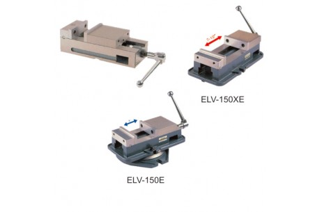 Locked Type Milling Machine Vise