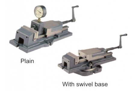 Hydraulic Power Machine Vise