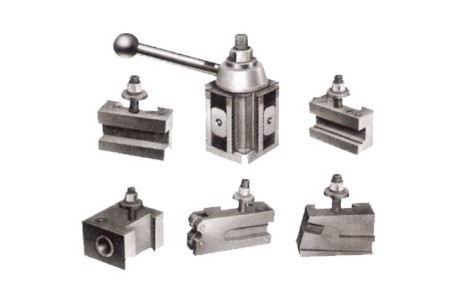 Piston Type Tool Post Sets