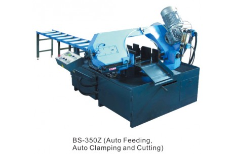 Metal Band Saw BS-350Z