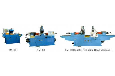 PIPE PREDUCING MACHINE