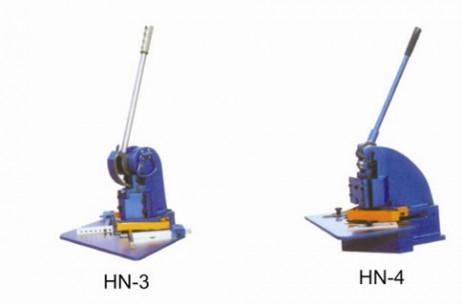 HAND NOTCHER HN-3,HN-4