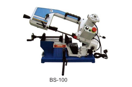 Metal Cutting band Saw BS-100