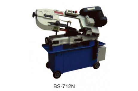 Metal Cutting band Saw BS-712N