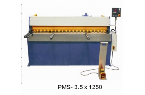 PRECISION MECHANICAL SHEARING MACHINE