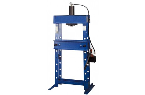 Hand Operated Workshop Press