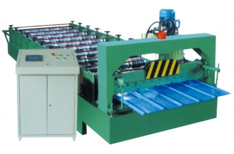 Color Steel Roller Forming Machine