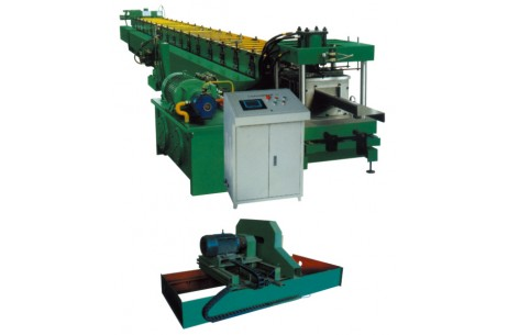 Z Purlin Roller Forming machine