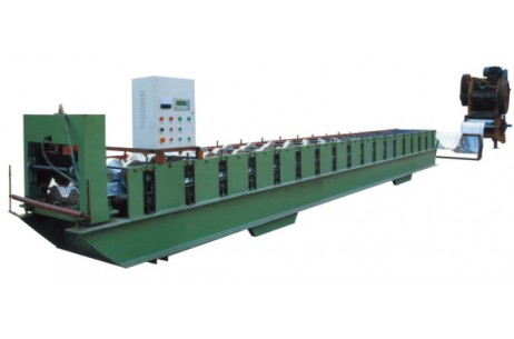Dust Shield Full-Automatic Roll Punching and Forming Production Line