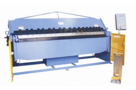 hydraulic type folding machine/cnc hydraulic type folding machine