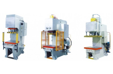 GM27 Series(From 63 To 1800 Ton)Four-Column Single Action Hydraulic Stamping Machine