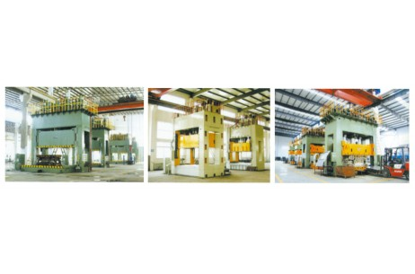 GM 27K Series(From 315 To 2400 Ton) Single Action Hydraulic Stamping Press