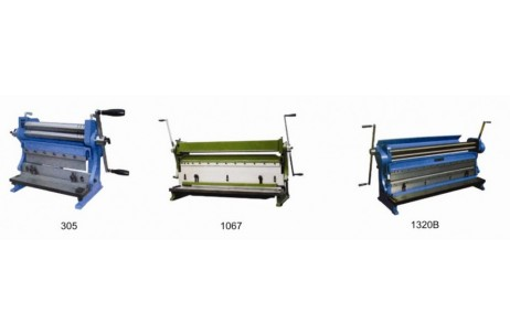 3-IN-1 COMBINATION OF SHEAR,PRESS BRAKE&SLIP ROLL MACHINE