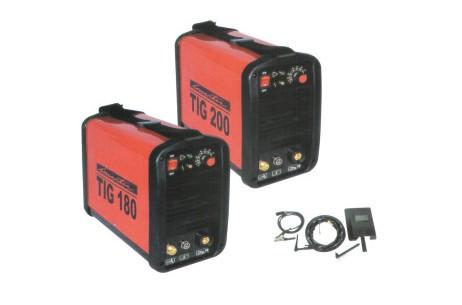 TIG(I)-Inverter DC(HF) Welder