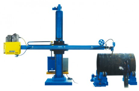 Auto-Welding Manipulator Series