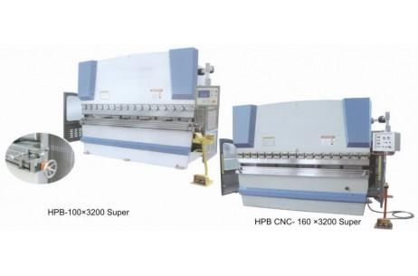 HPB SUPER(CNC)TORSION SYNCHRONIZATION PRESS BRAKE