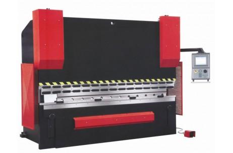 ELECTRICAL-HYDRAULIC SYNCHRONIZED CNC PRESS BRAKE