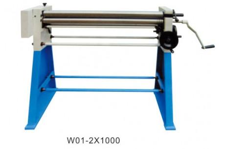 Slip Roll Machine