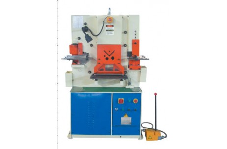 C-Series Single Cylinder hydraulic Iron Worker