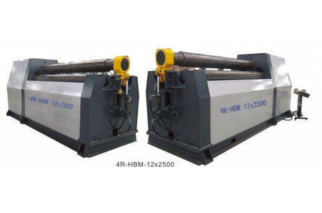 Roller Hydraulic Plate Bending Machine